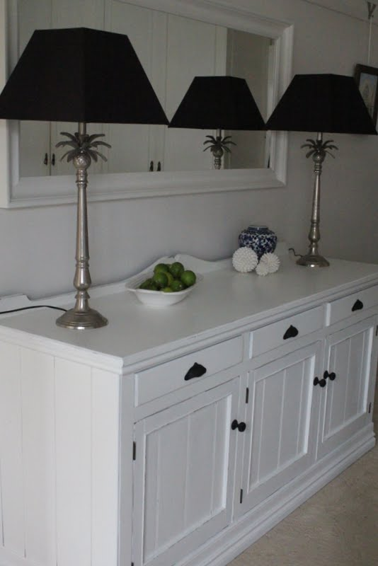 Lilyfield Life: A painted White Country Sideboard that was an effort