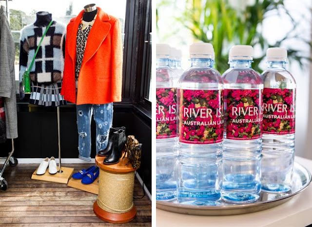River island Launches in Australia