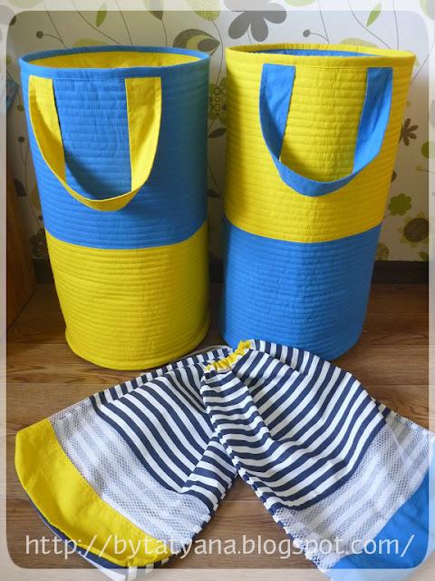 текстильный комплект в детскую комнату