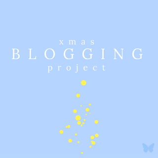XMAS BLOGGING PROJECT