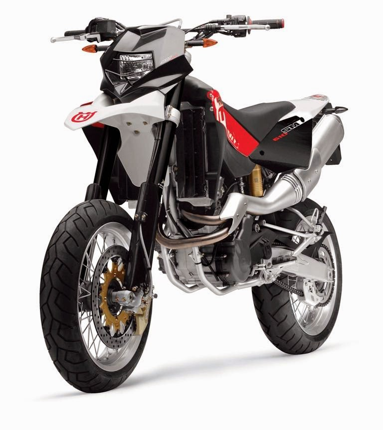 Husqvarna SM610 Upcoming Motorcycles Photos