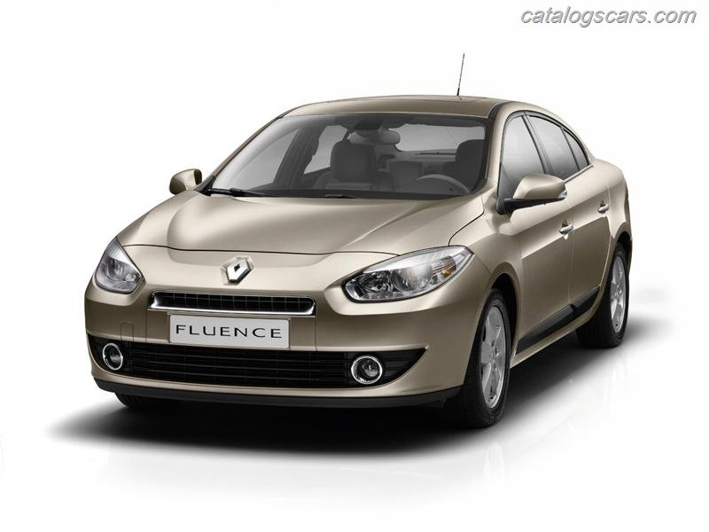 ����� ���� ������ 2012 ���� ������ ����� ���� ������ 2012 Renault Fluence Photos