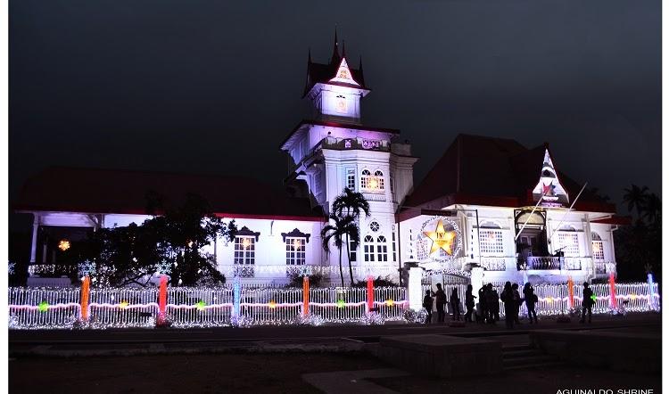 The Lights & Sounds Show at Aguinaldo Shrine, Kawit, Cavite