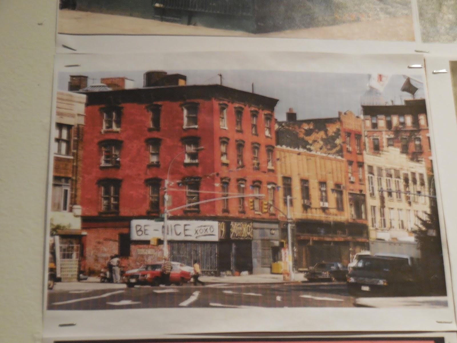 Jeremiah S Vanishing New York Vanished Spaces