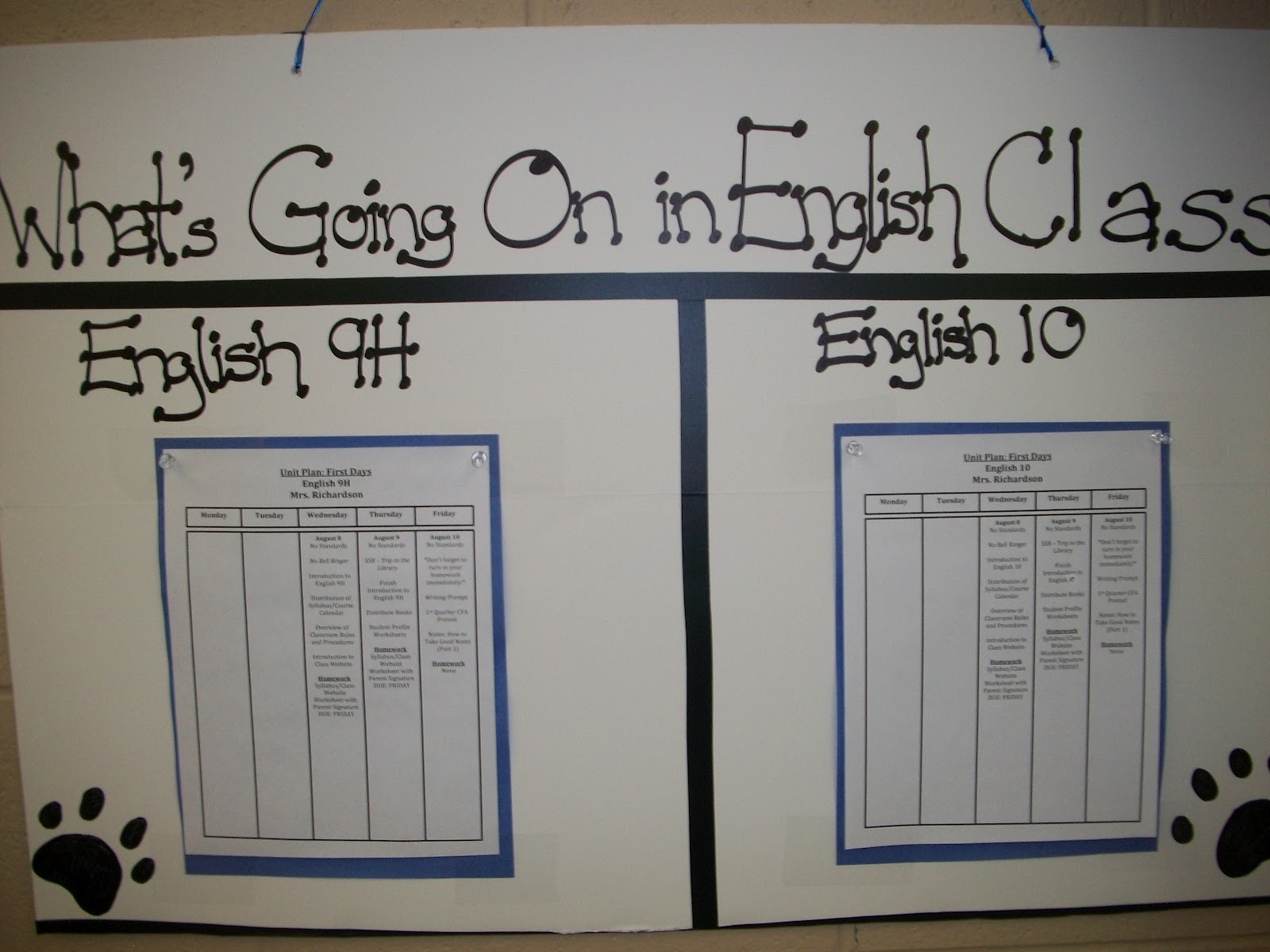 creative writing teaching ideas high school 10 big ideas to improve your schools an english teacher at stevenson high school in now the district is developing creative ways to expand its use.