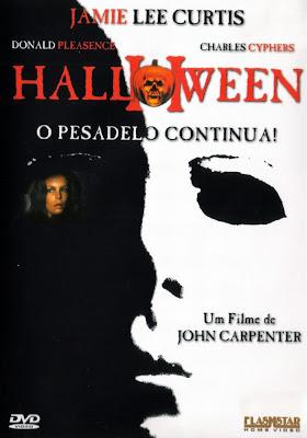 Halloween 2: O Pesadelo Continua! - DVDRip Dublado