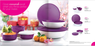 katalong tupperware Januari 2014