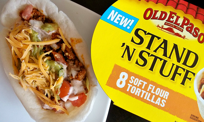 Stand 'N Stuff Tacos