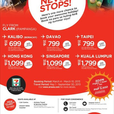 AirAsia Travel Promo