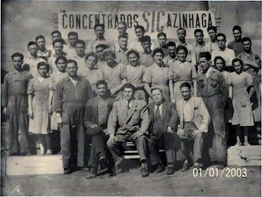 Empreendedor & Colaboradores da S.I.C em Azinhaga do Ribatejo