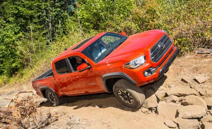2016 Toyota Tacoma Diesel Usa Toyota Car Review