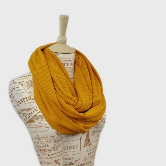 http://www.etsy.com/listing/168174885/mustard-infinity-scarf-sweater-ribbed