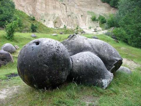 Trovants, Batu Hidup
