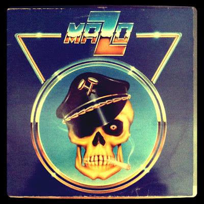 Mazo – Mazo (1982) Portada