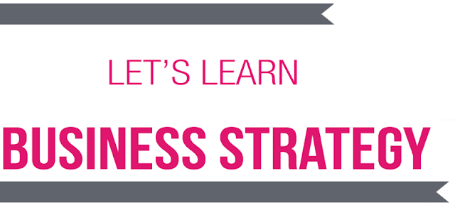 Let's Learn Good Business Strategies [infographic 1]