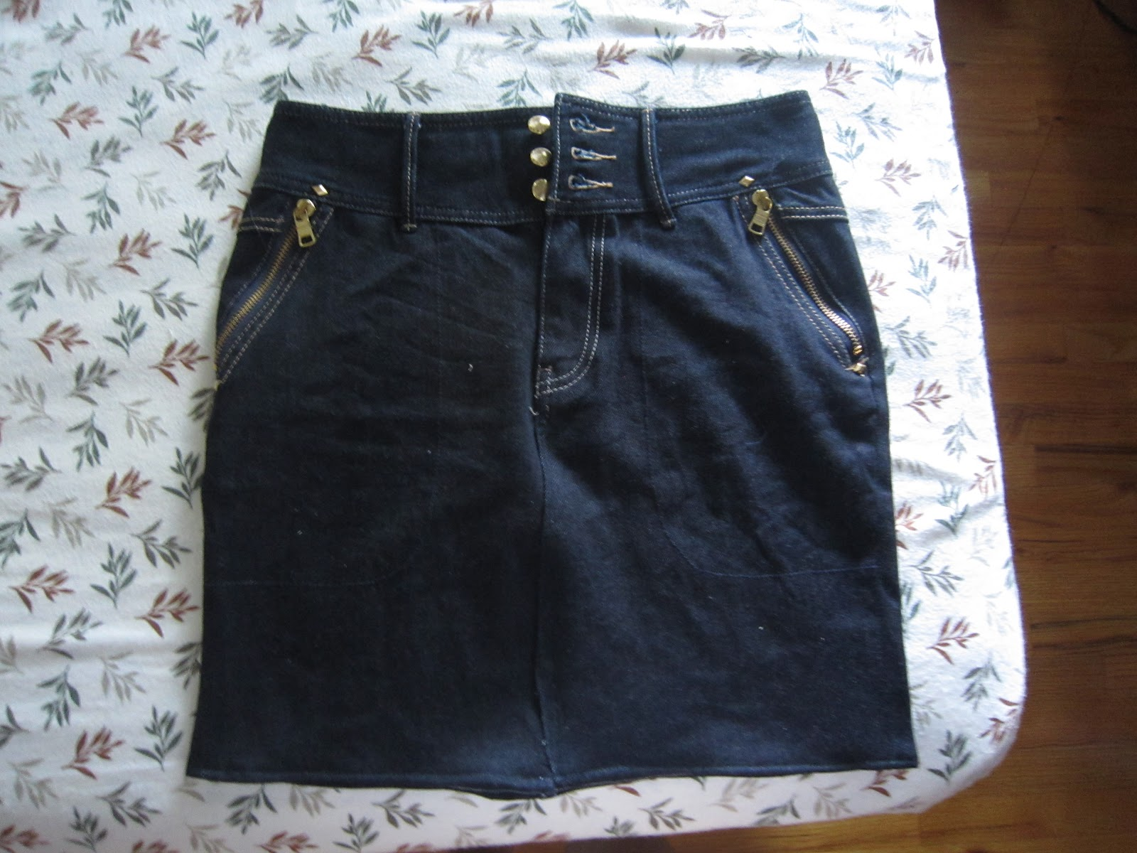 how to make doll jeans