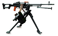 Type 80 Medium Machine Gun MMG