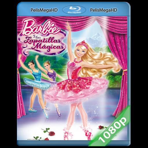 Barbie Y Las Zapatillas Mágicas (2013) 1080P HD MKV ESPAÑOL LATINO