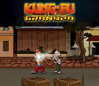 Kungfu Grandpa walkthrough.