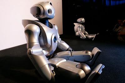 Agencia estadounidense llama a concurso para construir un robot