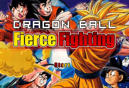 Dragon Ball Fierc…