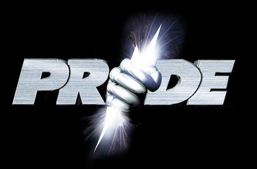 Logotipo de PRIDE