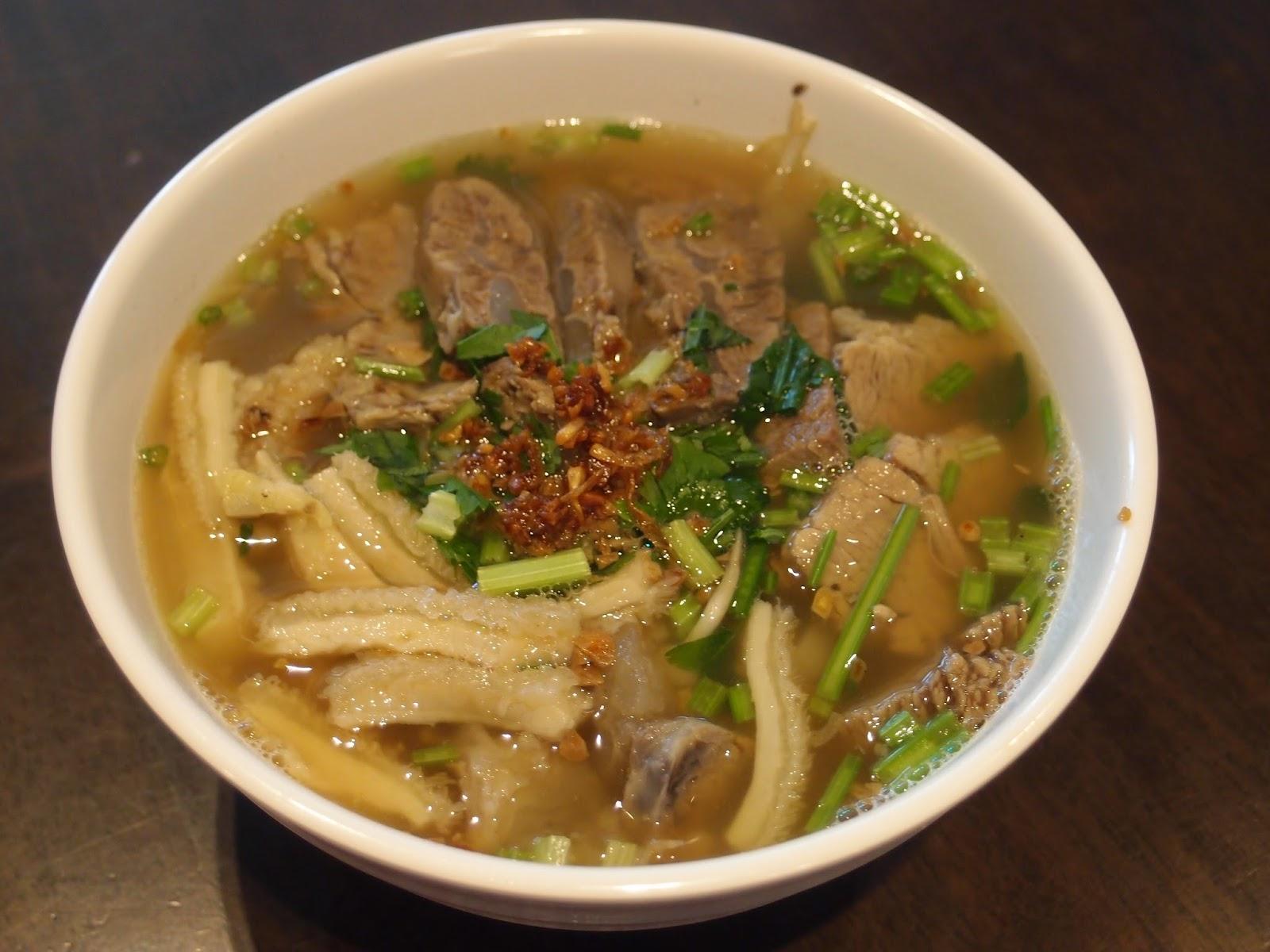 Kwang Beef Noodle