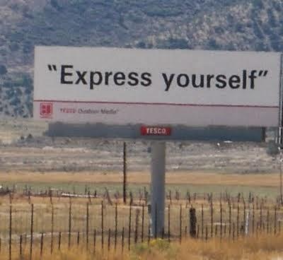 eeexpreeess yourseeelf