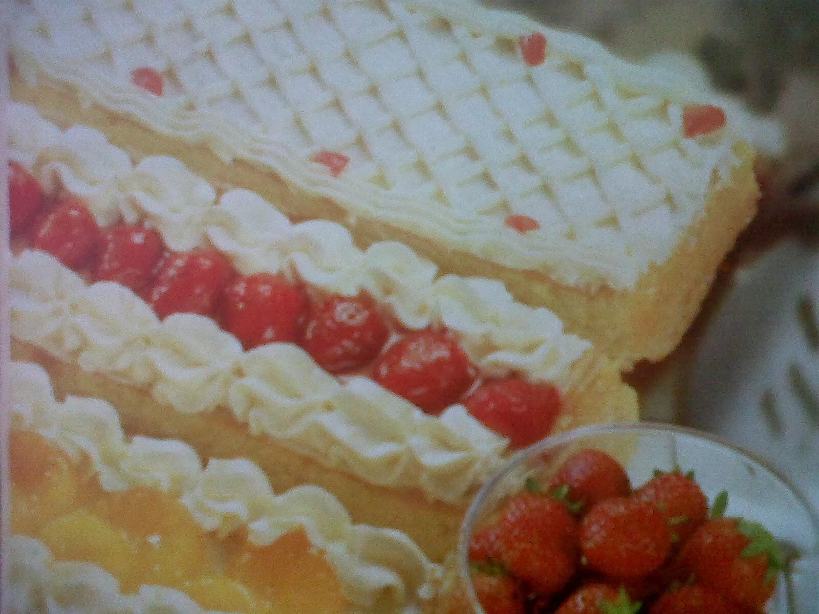 Resep Cara membuat Kue Tarcis