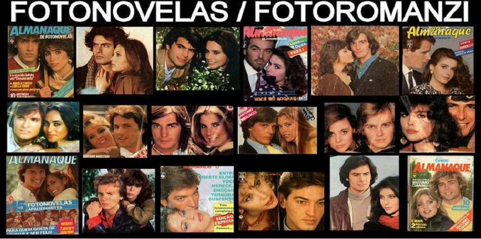 FOTONOVELAS / FOTOROMANZI
