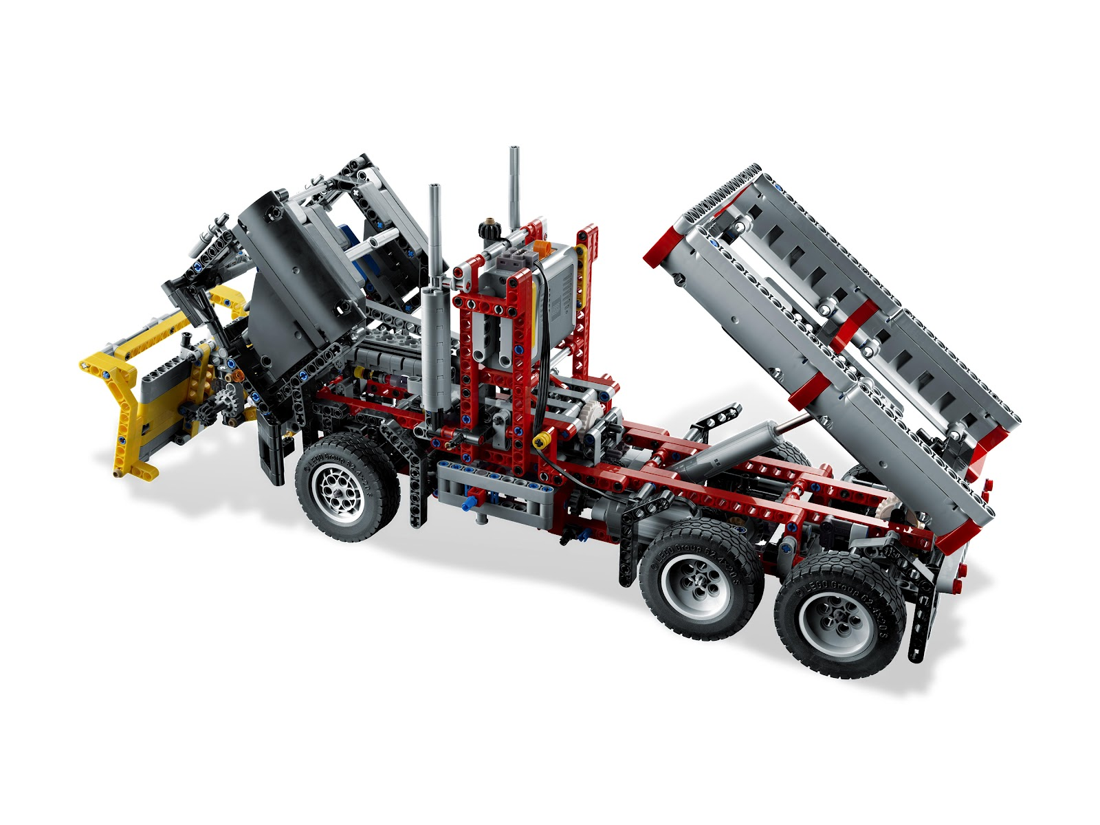 lego logging truck - photo #5