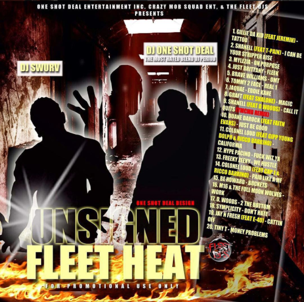 FLEET HEAT MIXTAPE