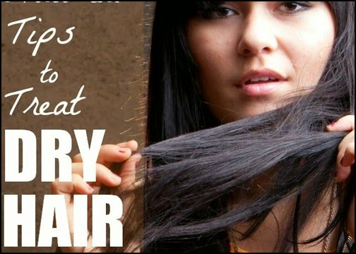 how to treat dry hair