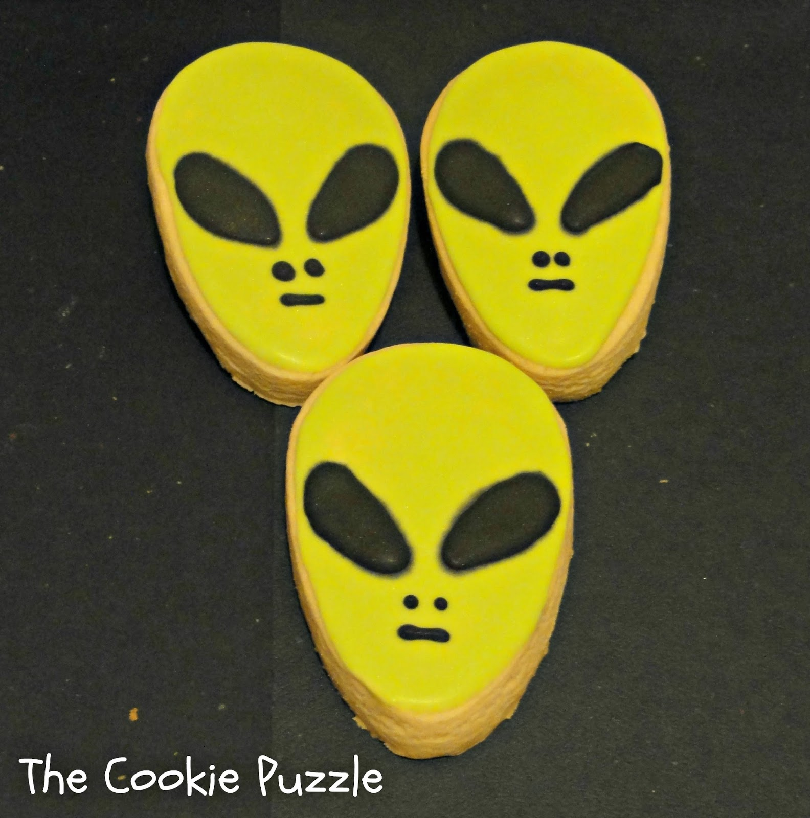 The Cookie Puzzle: SciFi Cookies