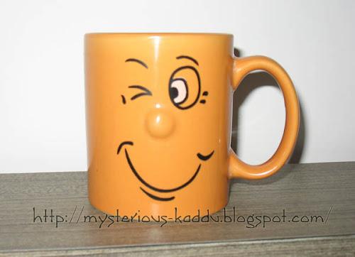 My Winking Mug!