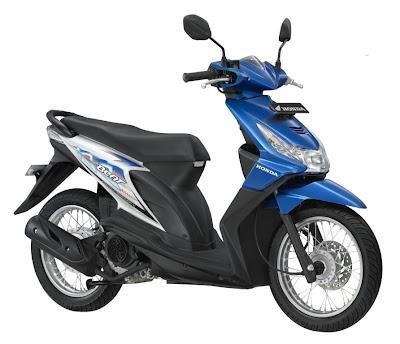 Honda BeAT SW