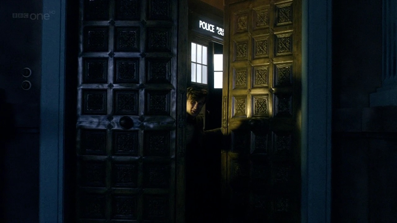 tardis musings tardis travels no 33 a journeys 564 565 ember kazran s past to his present then back to his past needing the access code to the refrigerated chamber the doctor nips ahead