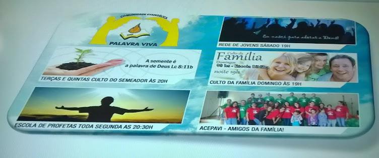 Igreja Palavra Viva No Brasil.