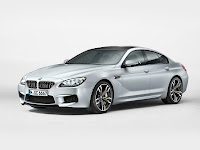 2014 BMW M6 Gran Coupe car pictures 1