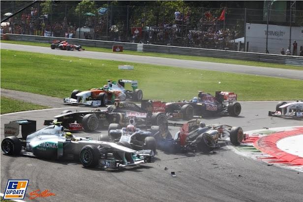GP de Italia 2011: Vettel asalta el templo de Ferrari