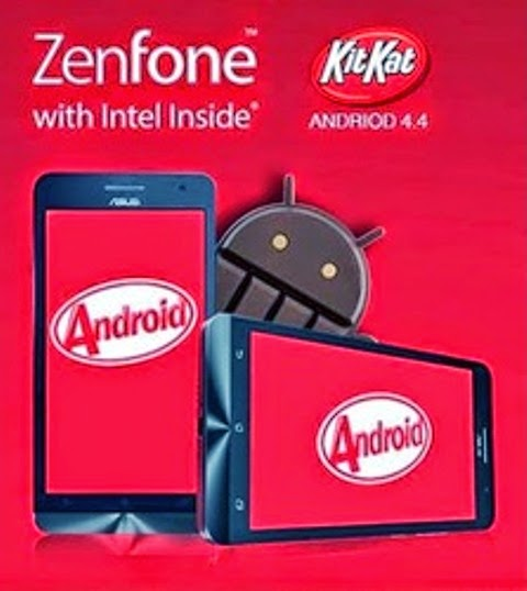 Firmware Zenfone 4