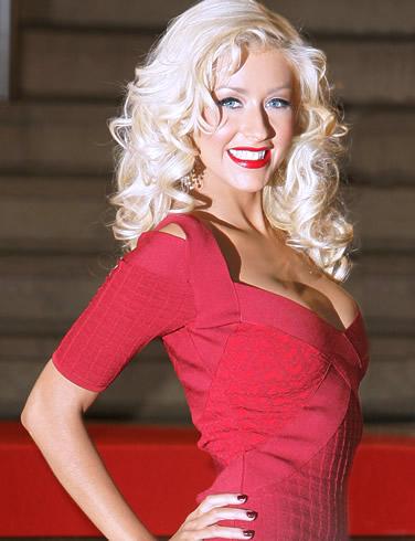 Christina Aguilera Hot Photos