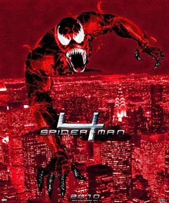 spiderman 2012 4 poster imagenes cartel villanos carnage