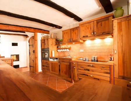 Vintage home: cocinas rústicas alemanas