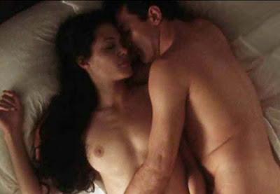 Angelina Jolie Peito Gia Pecado Original Seios