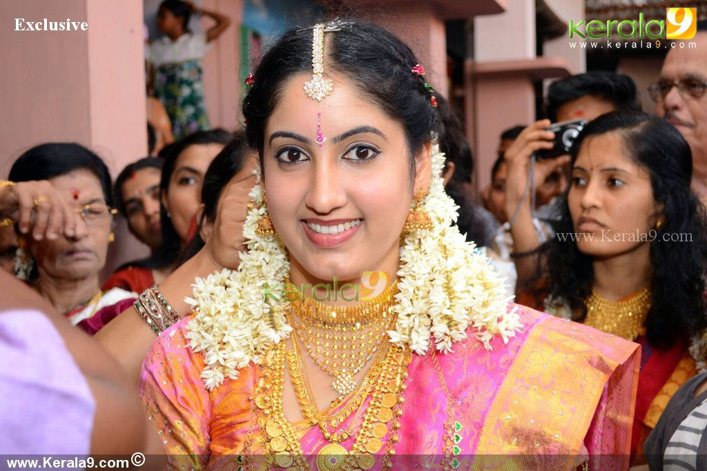 Serial Actress Sreekala Sasidharan Wedding Photos