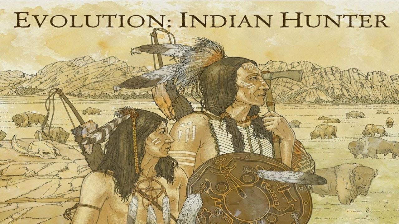 Evolution Indian Hunter MOD APK+DATA (Everything Unlocked)
