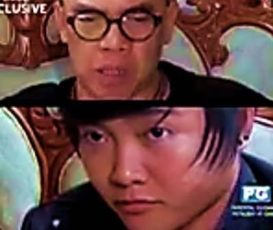 "Charice told Boy"" ""Opo tomboy po ako"""