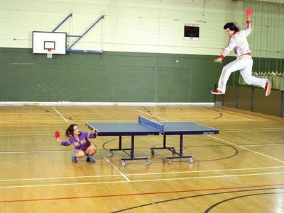 Table Tennis Bug Five Possible Ways Ping Pong More