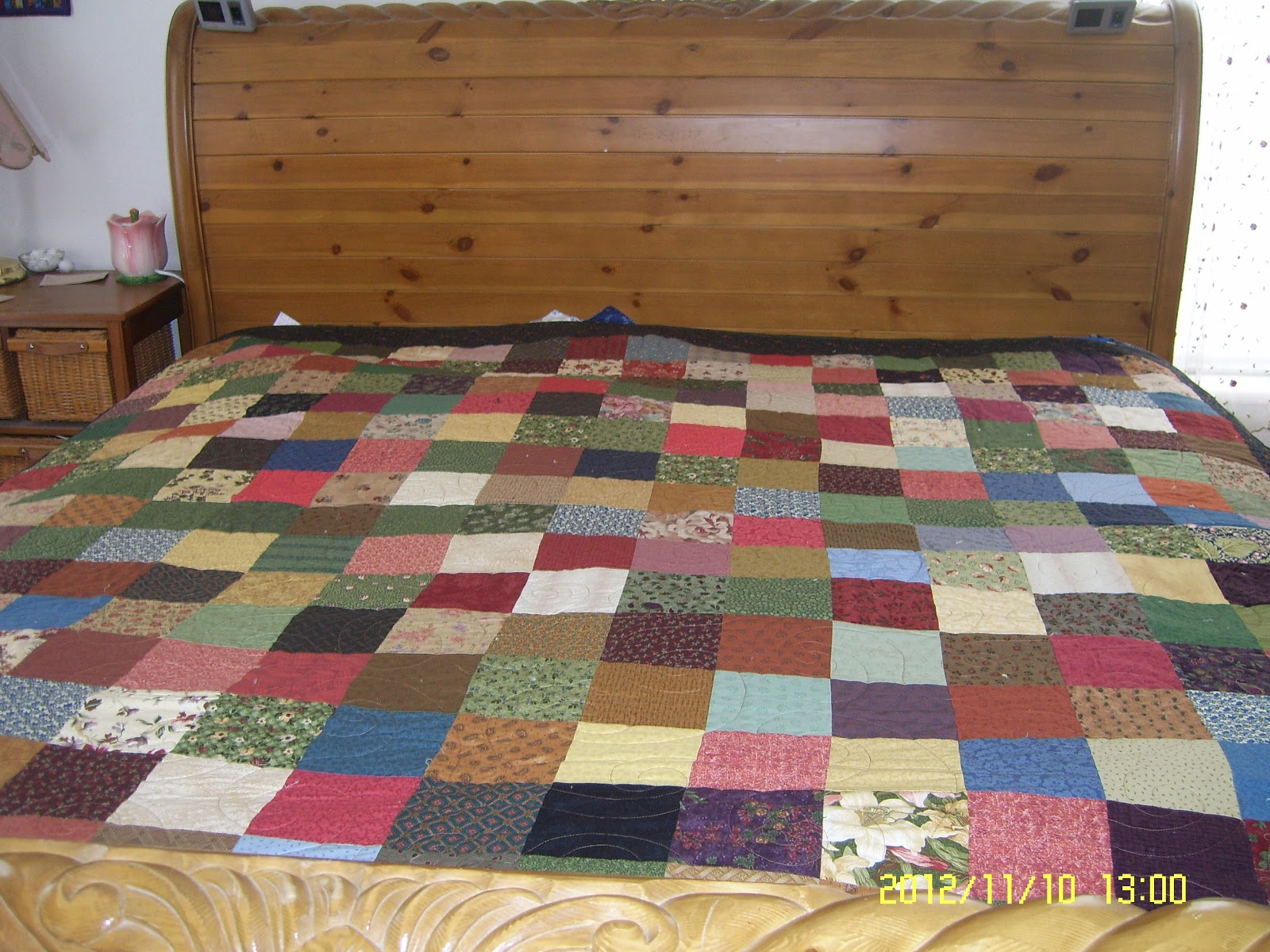 The little quilt Mom blog: 2012 Christmas Quilts